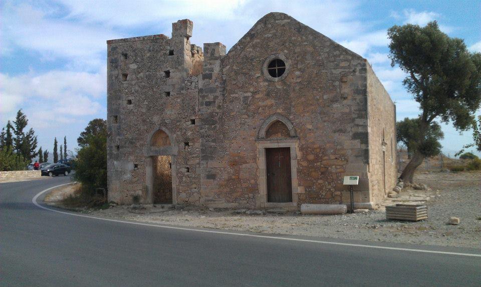 La chiesa di San Giorgio in Falandra