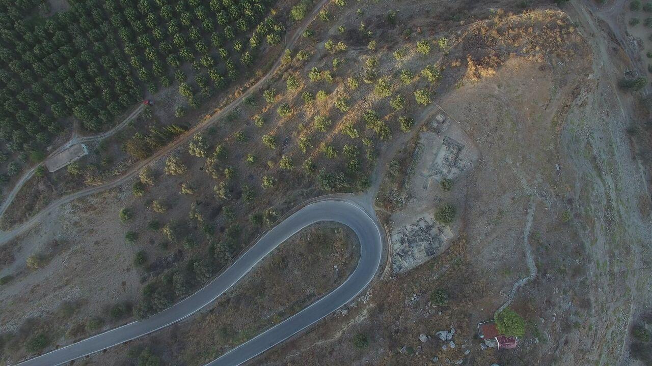 Haghia Fotini - Drone